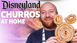 Marc Attempts to Recreate Disneyland's Churros At Home