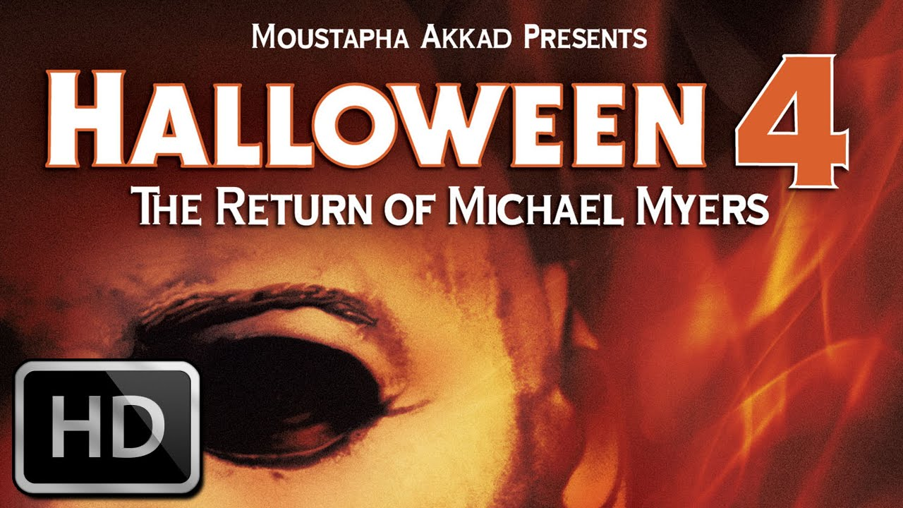 halloween 4: the return of michael myers (1988) - trailer in 1080p