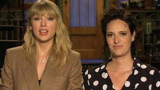 Taylor Swift Funny SNL Promo & Performance Spoilers Video