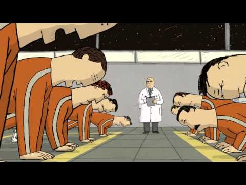 The 17th Annual Animation Show of Shows Trailer