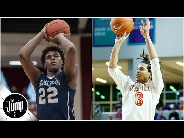 b2ae03f5349 Rosters set for 2019 McDonald s All-American game in Atlanta