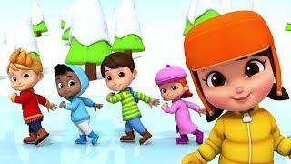 Five Little Boom Buddies | Nursery Rhymes & Babies Song For Children