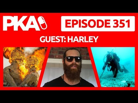 PKA 351 w/Harley - Top 10% Hurricane Harvey, BLM Demand List, Game of Thrones Finale