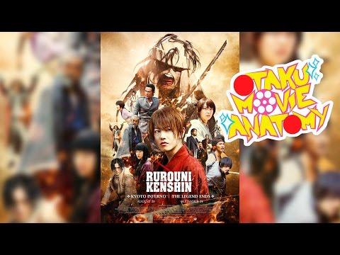 Rurouni Kenshin: Kyoto Inferno & The Legend Ends Review | Otaku Movie Anatomy