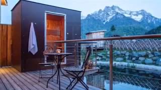 Alpegg Chalets Steinplatte Waidring Tirol
