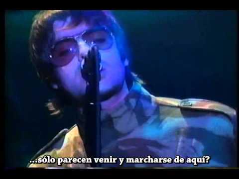 Oasis  Stand  Me  Subtitulada en Español