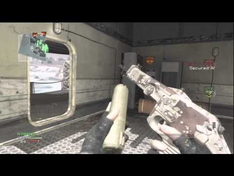 Map Pack! 44-4 On Decommission! - Modern Warfare 3 Gameplay / Commentary |