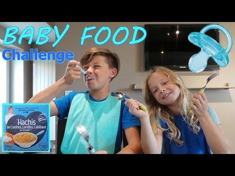 BABY FOOD Challenge