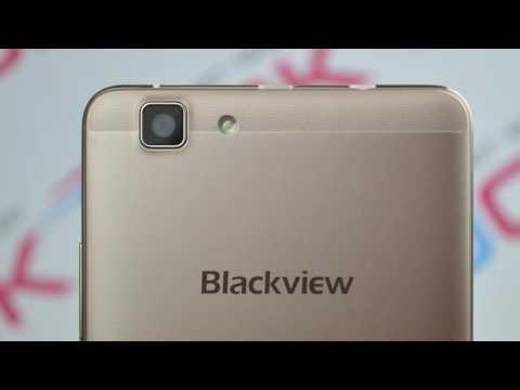 Обзор телефона Blackview