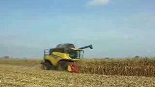 Kombajn New Holland CR 918 - maszyny rolnicze