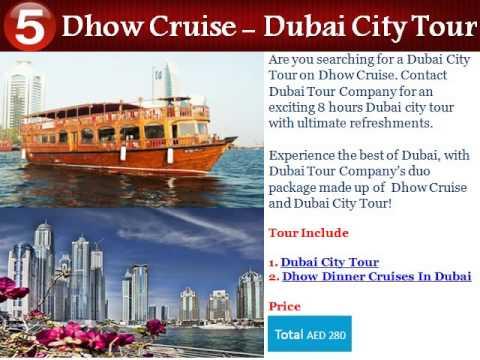 6 Super Saver Combo Deals On Dubai Tour