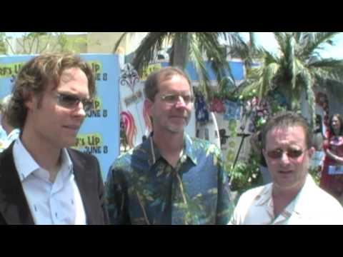 Ash Brannon and Chris Buck Interview - Surf's Up