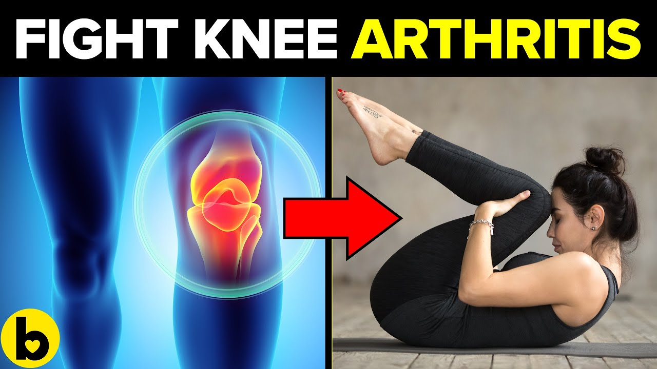 These 7 Exercises can make your Knee Arthritis go away
