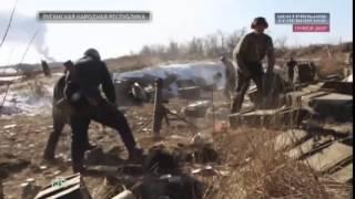 Уникальные кадры от Ополчения ДНР ЛНР Спец Репортаж Война на Юго Востоке Новости Украины Сегодня