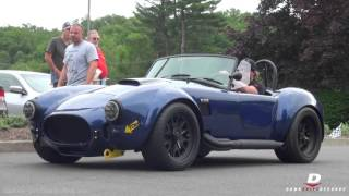 5.0 Coyote Powered Shelby Cobra