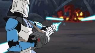 Star wars clone wars ITA parte 12 [inizio vol.2] la serie originale (2003-2005)