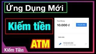 Kiếm Tiền Ngay cả khi đi học, làm việc. App TOSS Kiếm Tiền online rút về ATM mịn 10k