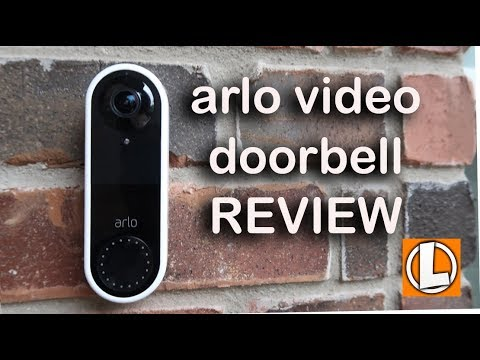 Arlo Video Doorbell Review - Unboxing, Features, Setup, Installation, Video Quality