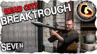 S.T.A.L.K.E.R. Dead City Breakthrough ☢ НОВЫЙ ДЕТЕКТОР. ОЧИСТНЫЕ #6