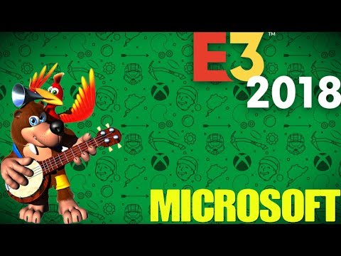 CONFERENCIA DE MICROSOFT | E3 2018 | REACCIÓN [1/2]