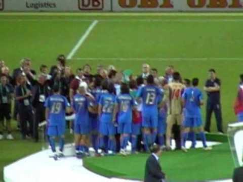 FIFA World Cup Final Berlin 2006 - France v Italia
