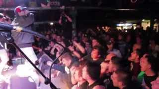 "Bane ""Swan Song"" @ Chain Reaction 6/6/14"