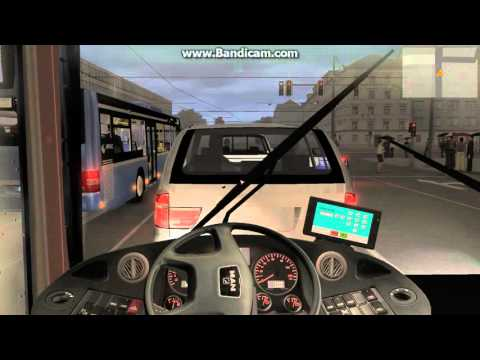 City Bus Simulator Munichをやってみた! |