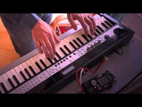 Fairy Night Songs - Korg MicroStation
