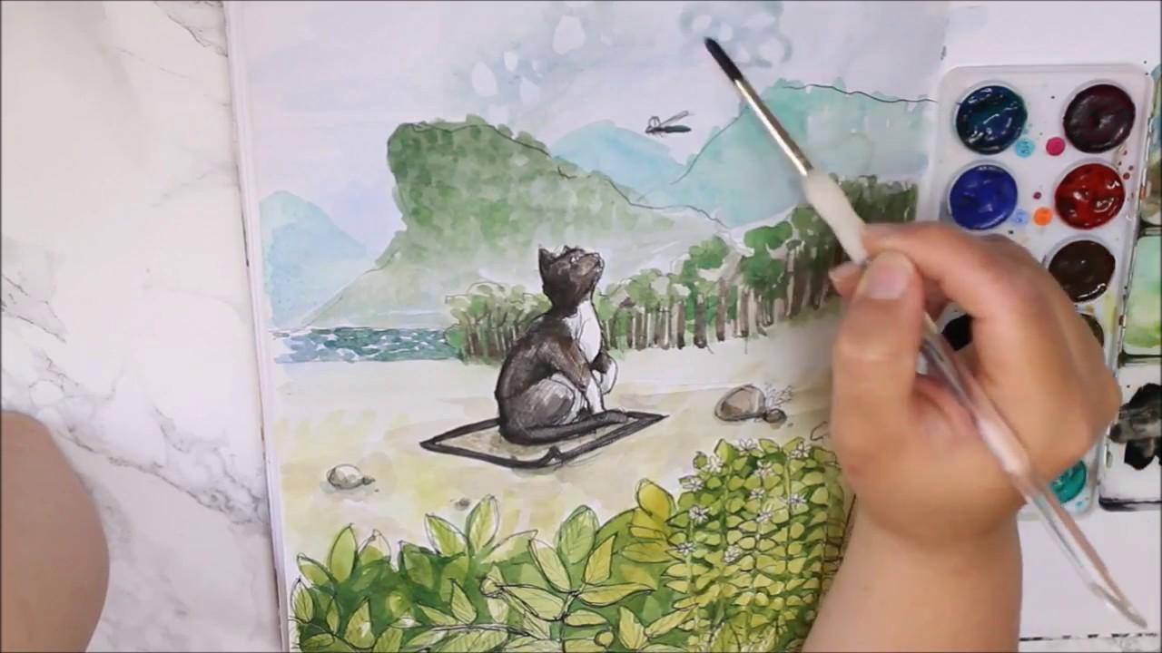 Unduh 6000 Background Foreground Art Gratis Terbaik