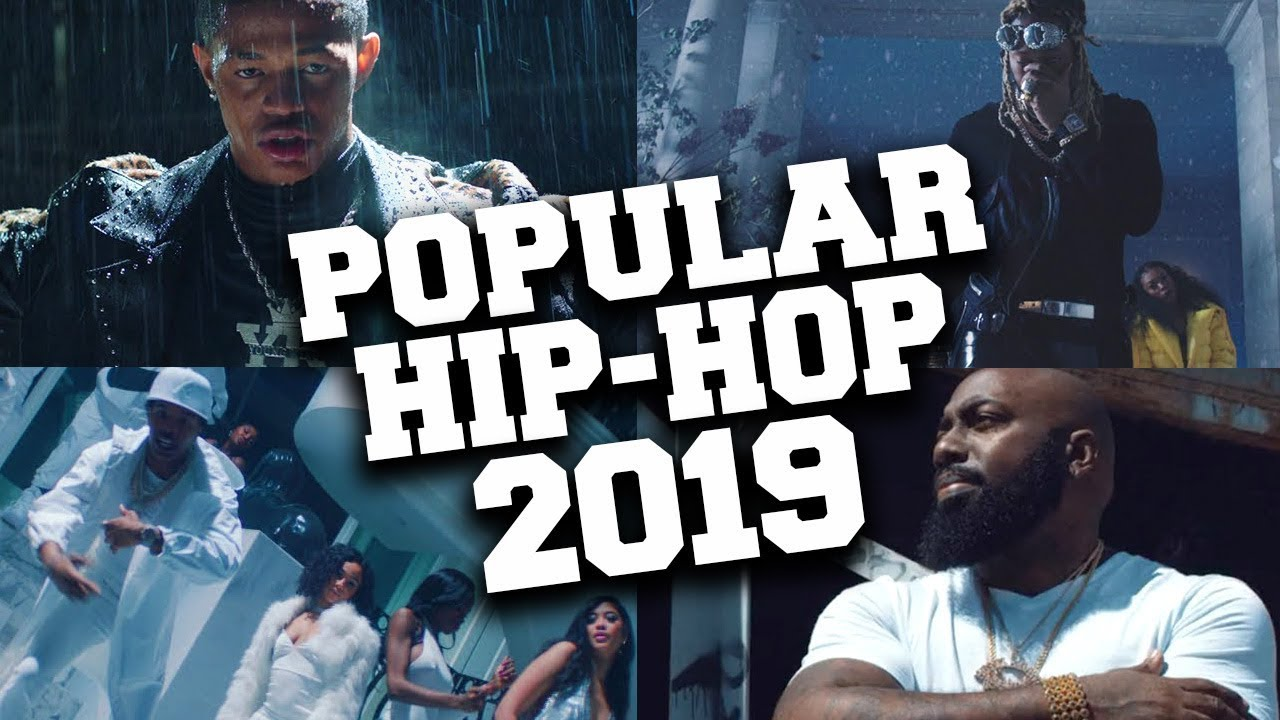 Top 50 Most Popular Hip Hop Songs of 2019 (until April)