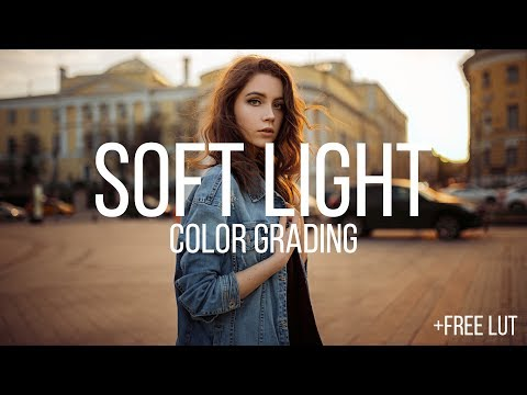 How To Color Grade Soft Light Videos With LUTS | Q&a's, Tutorials, Ect