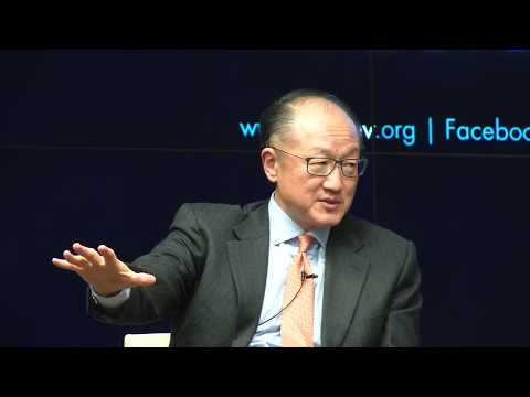 The Future of Development Finance: A Conversation with World Bank Group President Jim Yong Kim
