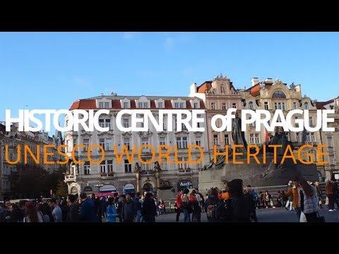 世界遺産プラハ歴史地区ーPrague Historic Centre