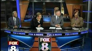 USATF Track and Field. Fox 8 news. Cleveland, Ohio.