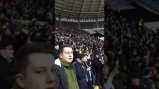 Coventry city vs Wycombe (after second goal)