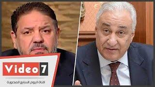 منتصر الزيات: سامح عاشور يريد تخويف المعارضين ويظن أنه يرهبنا