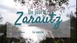 Le marché de Zarautz