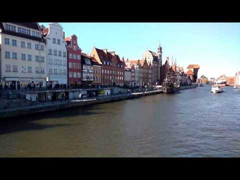 Gdańsk Timelapse