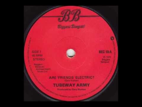 TUBEWAY ARMY - Are 'Friends' Electric [HQ]