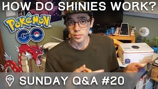 HOW WILL WE FIND SHINY POKÉMON IN POKÉMON GO? (Trainer Tips Q&A)
