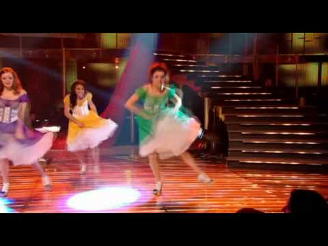 The Jessica Robinson Show - Over The Rainbow