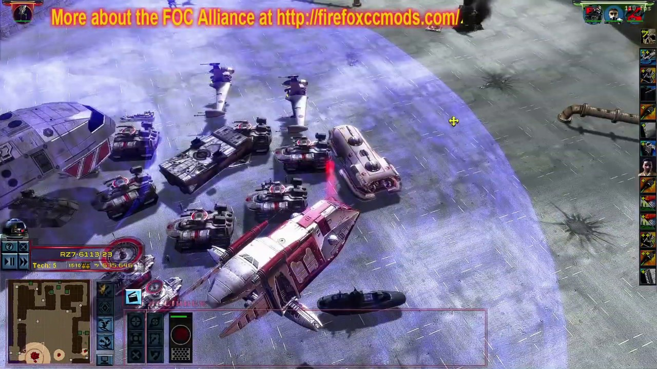Star Wars FOC Alliance Rebellion-RB Rebels GC-Final Counterattack-part 77, 78 & 79