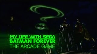 My Life with SEGA - Batman Forever: The Arcade Game (Saturn)