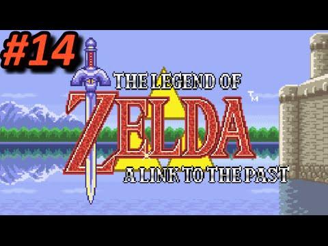 Zelda: A Link to the Past (SNES) || EPISODIO 14 - Gruta de las Marismas || En Español