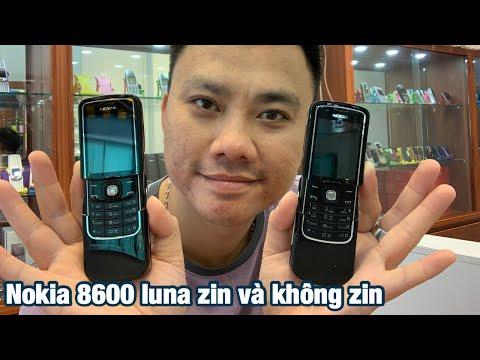 Nokia 8600 Zin Và Rẻ Trên Thị Trường Điện Thoại Cổ