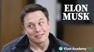 Elon Musk -Tesla Motors ve SpaceX'in CEO'su (Girişimcilik)