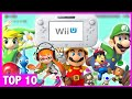 Top 10 Must Own Wii U Games (Exclusives)