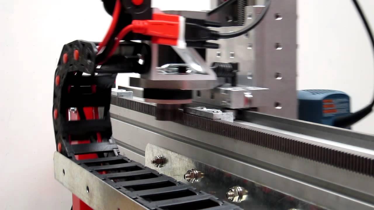2 X4 Gantry R Amp P Demo 2 Youtube