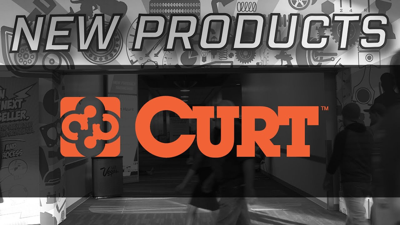 Curt Mfg New Products Youtube