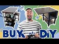 Small Space Kitchen Table Buy or DIY Challenge feat. Marc Capistrano (Live it Holistic)